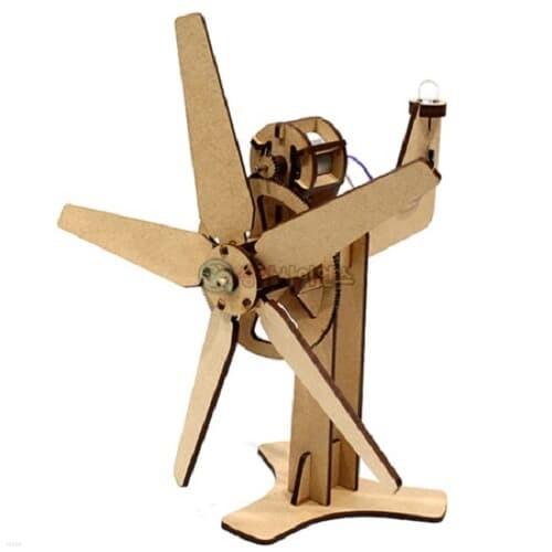 기계장치-풍력발전기 과학준비물