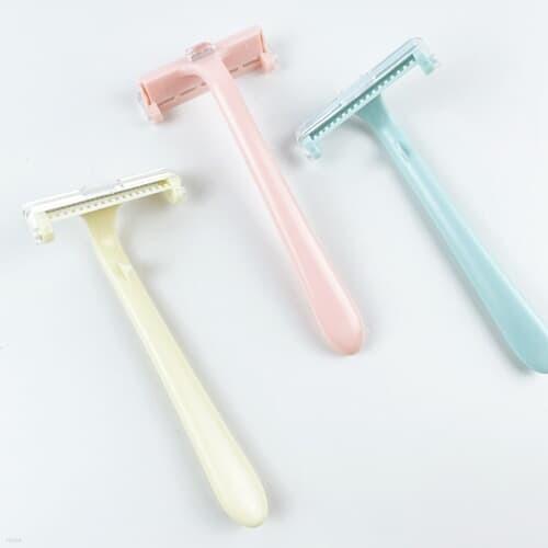 코스매틱 일본산 여성 제모기 면도기 3개입