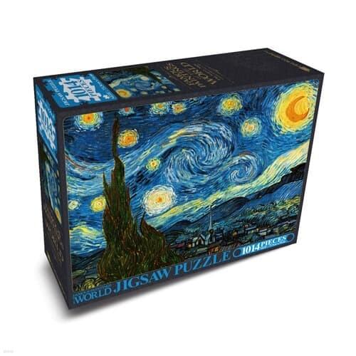 직소퍼즐 1000조각 별이 빛나는 밤 HS1000-4003
