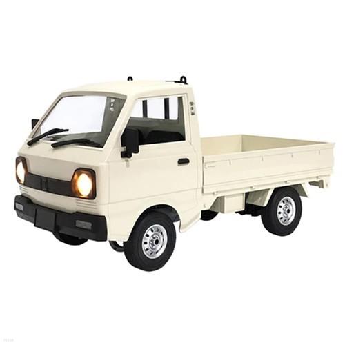 2.4GHz 1/10 화물차 스케일 트럭 화이트 RC (CBT112345WH)