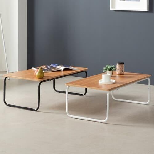 OMT 원목 거실 소파 좌식 테이블 960/1200 2종 인테리어 식탁 티테이블