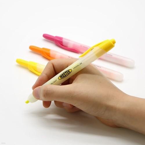 1000마스터노크형광펜