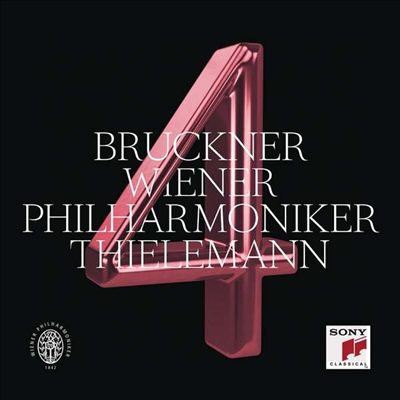 브루크너: 교향곡 4번 (Bruckner: Symphony No.4 - Edition Haas)(CD) - Christian Thielemann