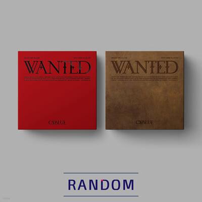 씨엔블루 (CNBLUE) - 미니앨범 9집 : WANTED [DEAD/ALIVE ver. 중 랜덤발송]