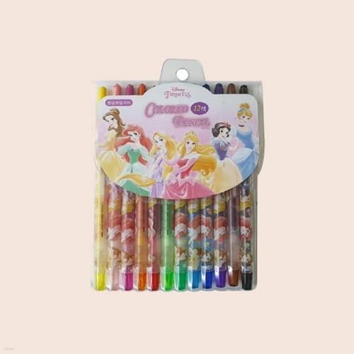 프린세스 항균코팅처리 12색 색연필