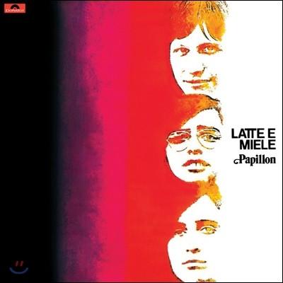 Latte e Miele (라떼 에 미엘레) - 2집 Papillon [레드 컬러 LP]
