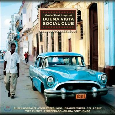 쿠바 음악 컬렉션 (Music That Inspired Buena Vista Social Club) [2LP]