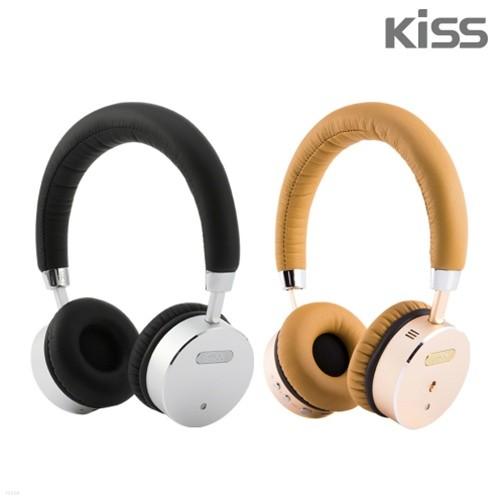 Kiss H68N 액티브 노이즈캔슬링 블루투스 헤드폰 헤드셋