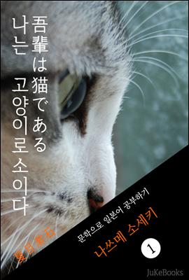 나는 고양이로소이다(吾輩は猫である) <나쓰메 소세키> 문학으로 일본어 공부하기