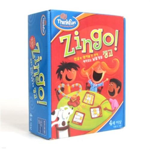 [코리아보드게임즈] 징고 Zingo(아이를 위한 영어단어 놀이)