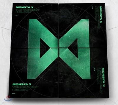 몬스타엑스 (MONSTA X) - THE CONNECT : DEJAVU [Ⅰ,Ⅱ,Ⅲ,Ⅳ 버전 중 랜덤발송]