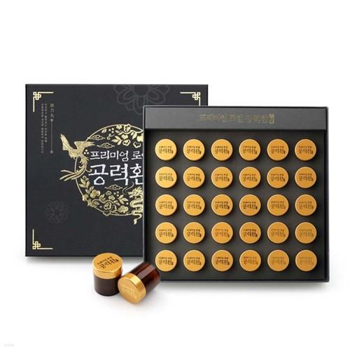 ★NEW★ 프리미엄 로열공력환 골드 (3.75g*30환)