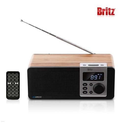 브리츠 BA-D1 인테리어 블루투스 라디오 스피커