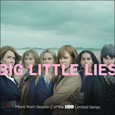 빅 리틀 라이즈 시즌 2 (Big Little Lies Music OST 2) [2LP]