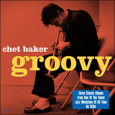 Chet Baker (쳇 베이커) - Groovy