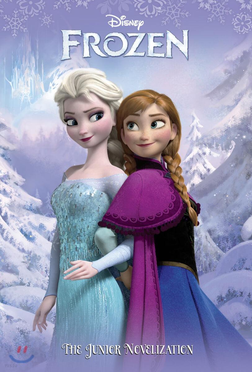 Disney Frozen Junior Novelization 디즈니 겨울왕국 공식 주니어 소설