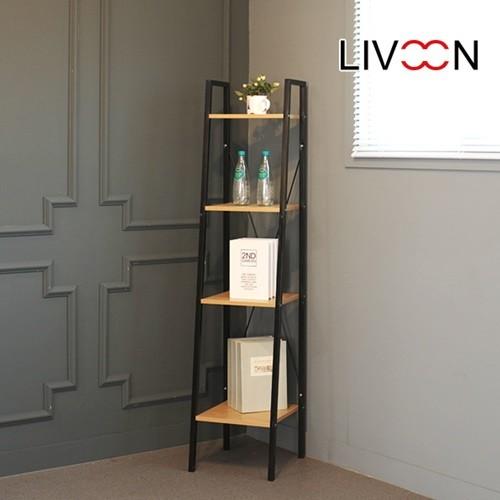 리브온(LIVOON) 위크린 4단 중형 선반