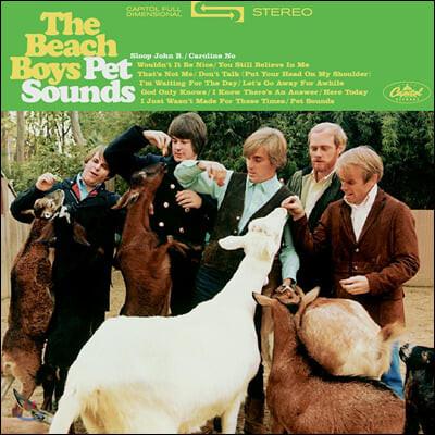 The Beach Boys (비치 보이스) - 11집 Pet Sounds (Stereo) [2LP]