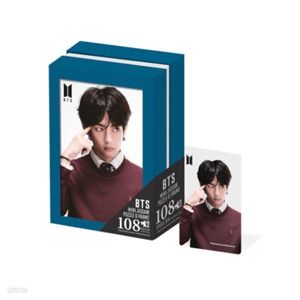 BTS 액자 직소퍼즐 108피스 뷔 방탄소년단 굿즈