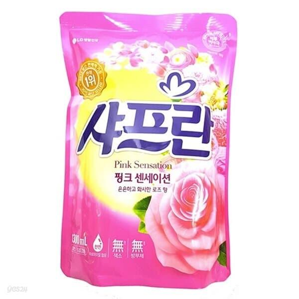 LG생활)샤프란핑크(용기/3100㎖)박스(4개입)