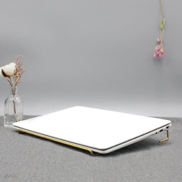 [원더스토어] 황동 노트북 거치대 받침대