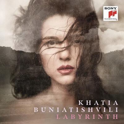Khatia Buniatishvili 카티아 부니아티쉬빌리 피아노 작품집 '미궁' (Labyrinth) [2LP]