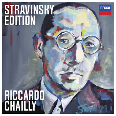 Riccardo Chailly 리카르도 샤이 - 스트라빈스키 에디션 (Stravinsky Edition - The Complete Recordings)
