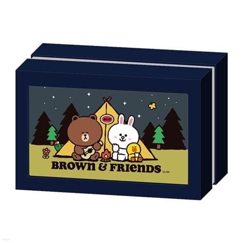 라인프렌즈 미니멀티 캠프파이어 108피스 직소퍼즐