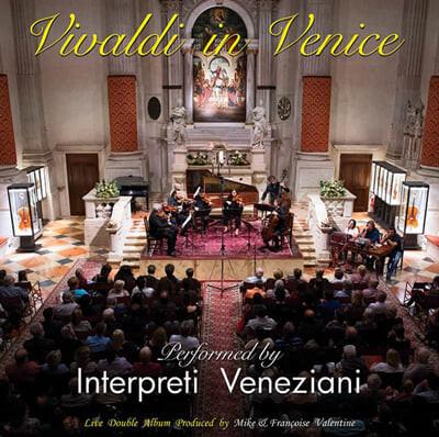 Interpreti Veneziani 비발디: 바이올린 협주곡, 첼로 협주곡 (Vivaldi: Violin Concerto RV386, Cello Concerto RV419) [2LP]