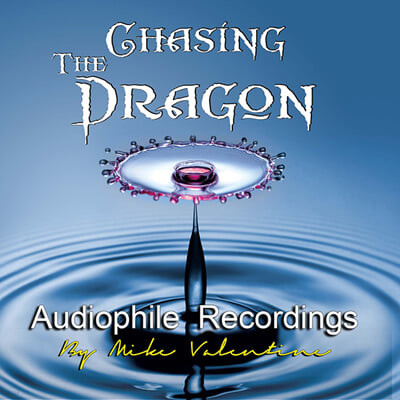 체이싱 더 드래곤 레이블 오디오파일용 데모 테스트 (Chasing The Dragon)