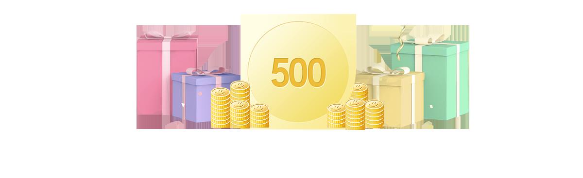 이벤트 기간 예스24 도서앱을 생애최초 다운로드한 회원님들에게 YES포인트 500원을 드립니다.