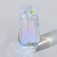홀로그램 유리컵