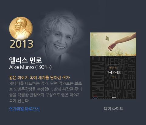 노벨 문학상 2013